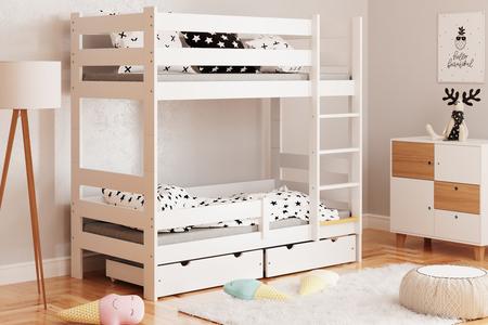 Łóżko dziecięce piętrowe Sophie 2