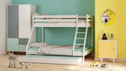 Łóżko dziecięce piętrowe Lucy 2