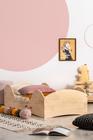 Łóżko dla dzieci pojedyncze Svipp 2