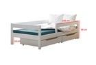 Łóżko dla dzieci pojedyncze Felix 10