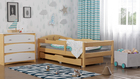 Łóżko dla dzieci pojedyncze Oliwka 3
