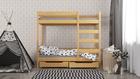 Łóżko dziecięce piętrowe Wanda W1 4