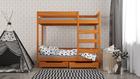 Łóżko dziecięce piętrowe Wanda W1 8