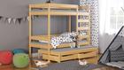 Łóżko dziecięce piętrowe Trimi T1 3