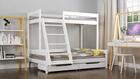 Łóżko piętrowe dziecięce Theo T1