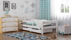 Łóżko dla dzieci pojedyncze Oliwka 2