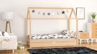 Łóżko domek Montessori