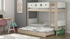łóżko dla rodzeństwa