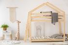 Łóżko piętrowe dla dzieci domek Bosse