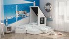 łóżko podwójne, łóżka podwójne, łóżko dla dzieci, łóżka dziecięce, meble dziecięce
