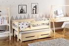 Łóżko dla dzieci z dostawką Jula (podwójne/pojedyncze) 5