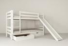 Łóżko dziecięce piętrowe Lena Slide 8