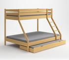 Łóżko dziecięce piętrowe Lucy 4