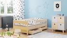 Łóżko dla dzieci pojedyncze Miki 5