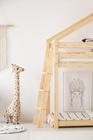 Łóżko piętrowe dla dzieci domek Bosse 4