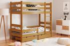 Łóżko dziecięce piętrowe Sophie 12