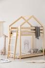 Łóżko piętrowe dla dzieci domek Bosse 2