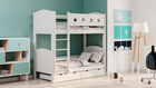 Łóżko dziecięce piętrowe Toms 3
