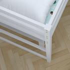 Wzmocnione łóżko antresola