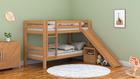 Łóżko dziecięce piętrowe Lena Slide